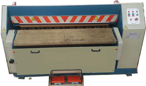 大型宽幅卧式拉软机GHS-150