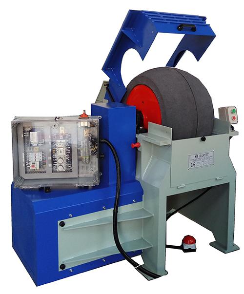宽幅轮式湿磨革机 GWB-40