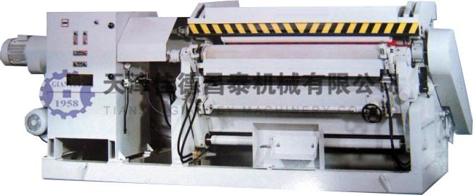 革皮挤水伸展机 GNSSO-160